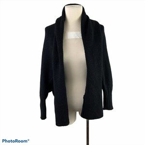 BCBG Black Knit Cardigan